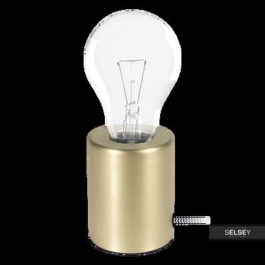 Tischlampe WATSON 10 cm gold