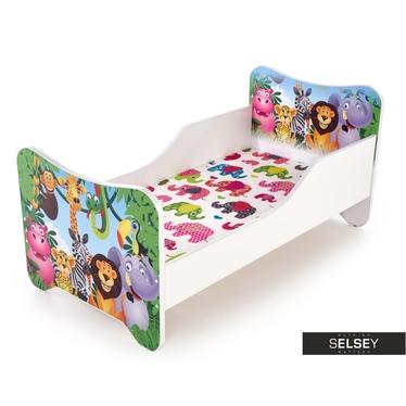 Kinderbett OSCAR mit Schublade