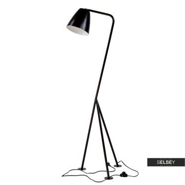 Stehlampe BIRALA schwarz