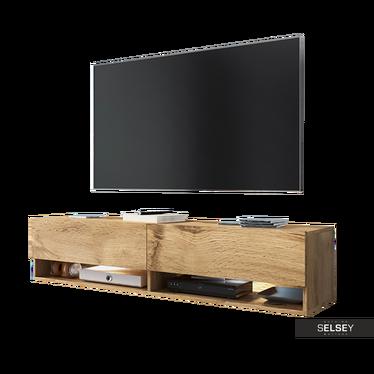 TV-Lowboard WANDER 140 cm hängend