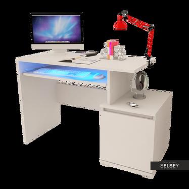 Schreibtisch GIOVANNI optional mit LED