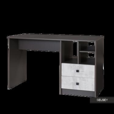 Schreibtisch ROBIN mit 2 Schubladen