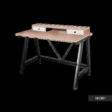 Schreibtisch ALED mit Aufsatz
