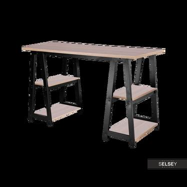 Schreibtisch JENSEN schwarz