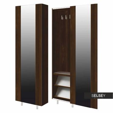 Pendelschrank mit Spiegel SLIM (Garderobe)