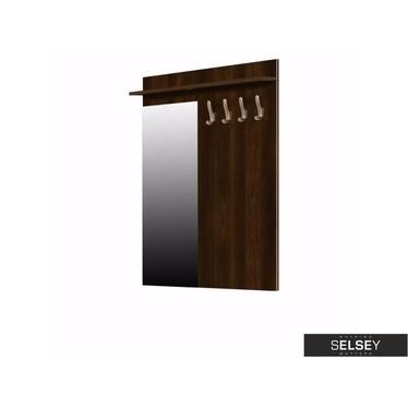 Wandgarderobe mit Spiegel SLIM