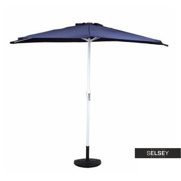 Sonnenschirm BLUE mit Schirmständer und Hülle
