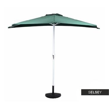 Sonnenschirm GREEN mit Schirmständer und Hülle