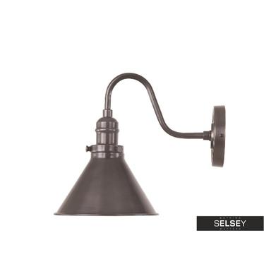 Wandlampe PROVENCE braun