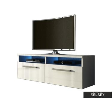 TV-Lowboard SILVER