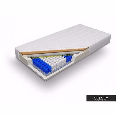 Taschenfederkernmatratze HYPNOSE Memory mit Kokosschicht