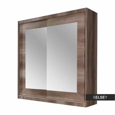 Kleiderschrank ALFA mit Spiegel