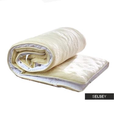Matratzenauflage aus Wolle Merino by Oxam