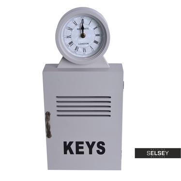 Schlüsselkasten TIME mit Uhr