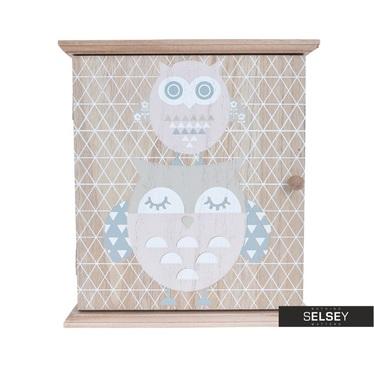 Schlüsselkasten FUNNY OWL