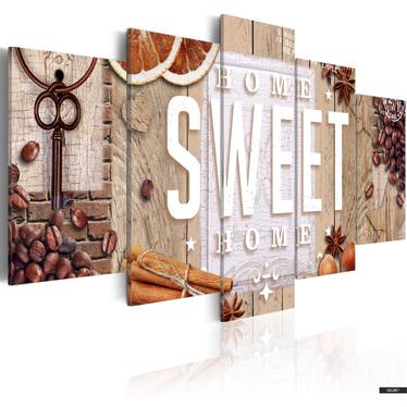 Wandbild CINNAMON INSPIRATION 100x50 cm