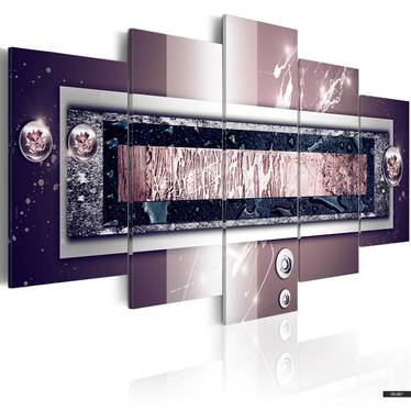 Wandbild  STAR ROCK 200x100 cm