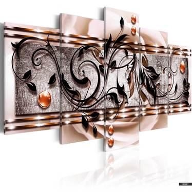 Wandbild AMBIVALENZ 100x50 cm