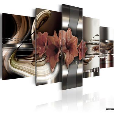 Wandbild AMARYLLIS 100x50 cm