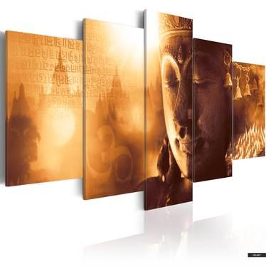 Wandbild GOLD ORIENT 200x100 cm
