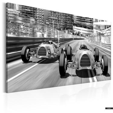 Wandbild OLDTIMER-RALLYE 90x60 cm