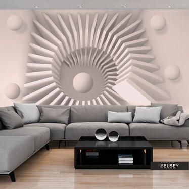 Fototapete 3D SPIRALE 400x280 cm