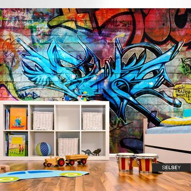 Fototapete ART CRIME 300x210 cm