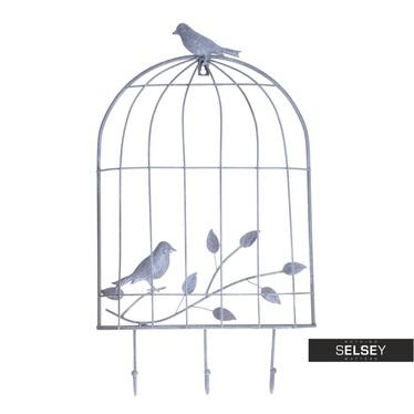 Schmuckhalter CAGE mit Vögeln