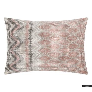 Dekokissen NEW KELIM 35x50 cm rosa