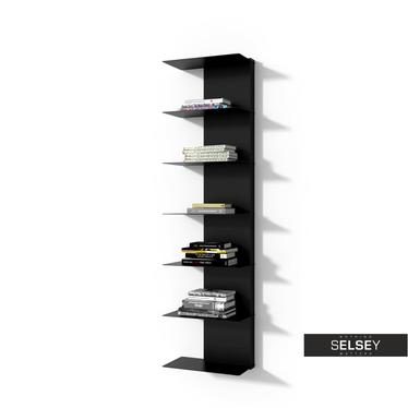 Bücherregal LIBRA II schwarz