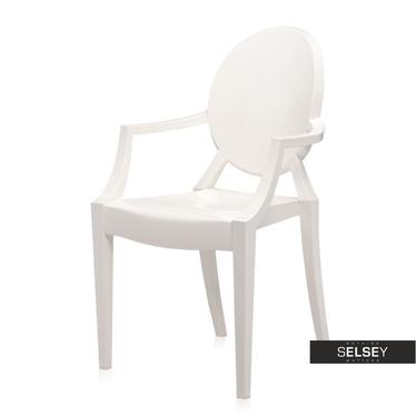 Stuhl ROYAL weiß