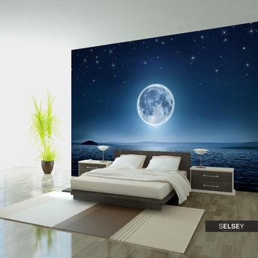 Fototapeta Księżycowa noc