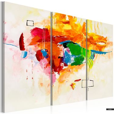 Wandbild  PAPAGEI 120x80 cm
