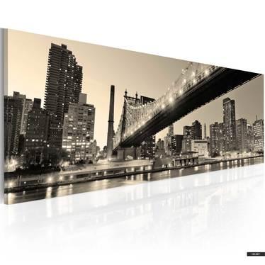 Wandbild NIGHT TALES 120x40 cm