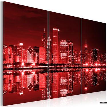 Wandbild CHICAGO 60x40 cm