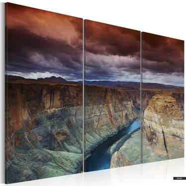Wandbild GRAND CANYON 120x80 cm