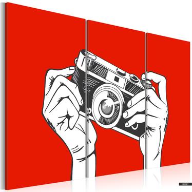 Wandbild FOTOGRAF 60x40 cm