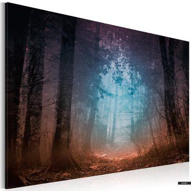 Wandbild EDGE OF THE FOREST 90x60 cm