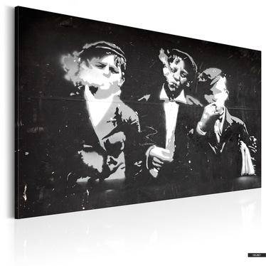 Wandbild STRASSENGANG 90x60 cm