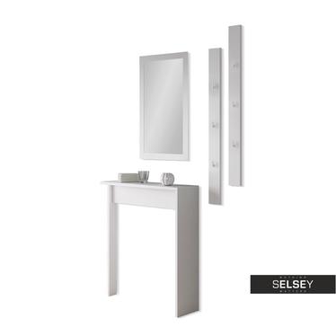 Garderoben-Set CLEAR