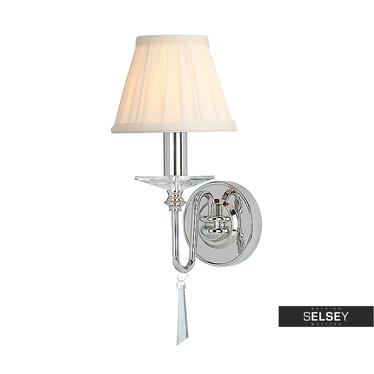 Wandlampe FINSBURY PARK Nickel (1 Lampe)