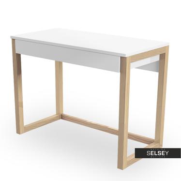 Schreibtisch SKANDINAVIEN mit Schublade