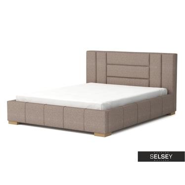 Bett COLUMBIA mit Lattenrost, optional mit Bettkasten