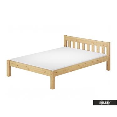 Bett REGASSA aus Kiefernholz mit Lattenrost