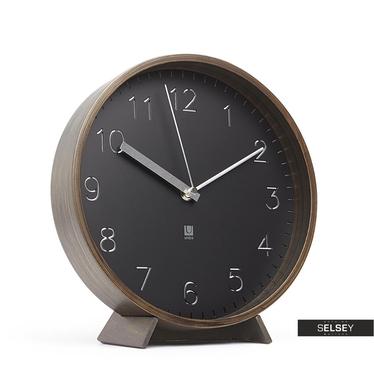 Uhr RIMWOOD Nussbaum/schwarz