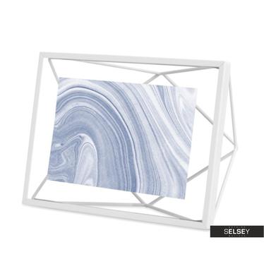 Bilderrahmen PRISMA 10x15 cm weiß