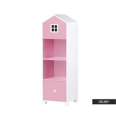Standregal MIRUM rosa für Kinderzimmer