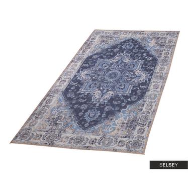 Teppich NETAV Blau