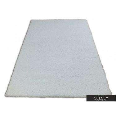 Teppich FLOSSY weiß Hochflor