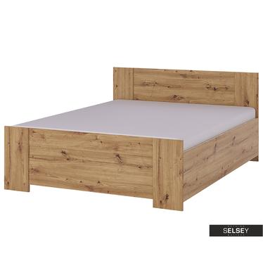 Holzbett RINKER mit Bettkasten